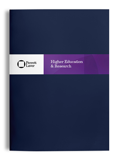 Higher Education and Research Brochure