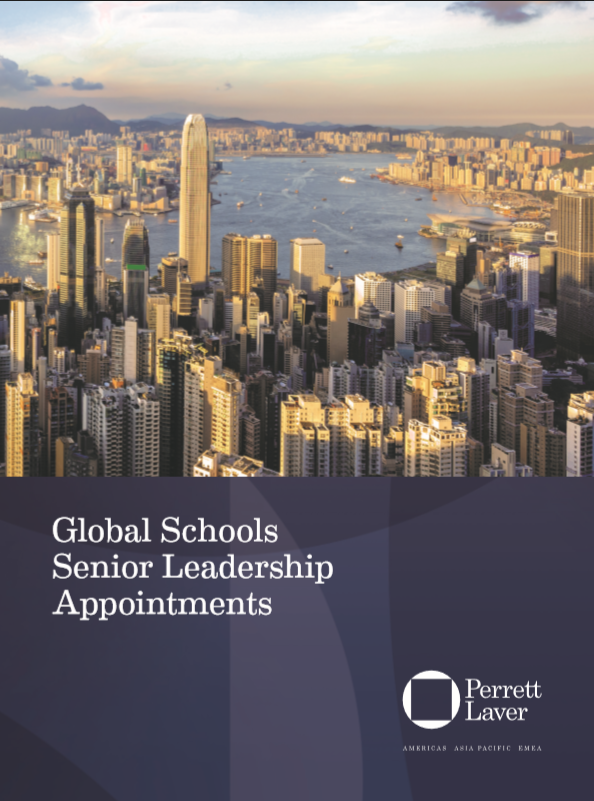 Global Schools Senior Leadership Appointments