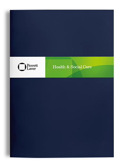 Health and Social Care Brochure