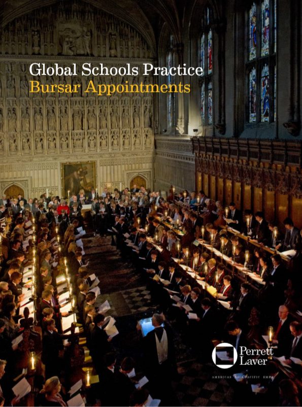 Global Schools Practice - Bursar Appointments