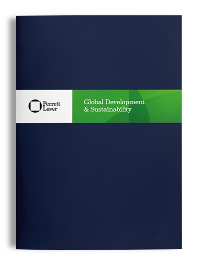 Global Development and Sustainability Brochure